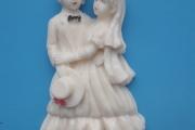 3. Жених и невеста (8 см)