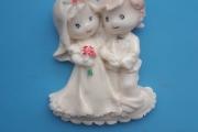 5. Жених и невеста (8 см)
